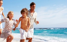 Vacanza per tutta la famiglia